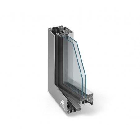 Fenêtre Aluminium 1 vantail