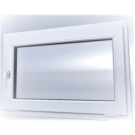 Fenêtre PVC 1 soufflet