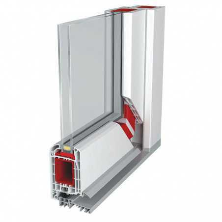 Porte fenetre pvc 1 vantail pas cher sur mesure direct usine - Fenetre pvc sur mesure pas cher ...