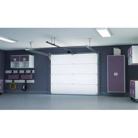 Porte de garage sectionnelle prémontée Plafond