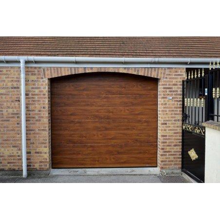 Choisissez chez nous votre porte de garage sectionnelle prémontée Plafond