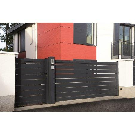Portail Aluminium EZ