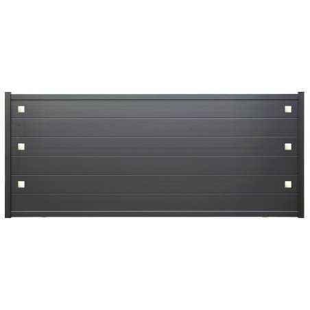 Portail Aluminium UB