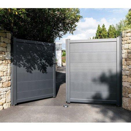 Portail Aluminium RANTAN
