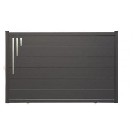 Portail Aluminium INE