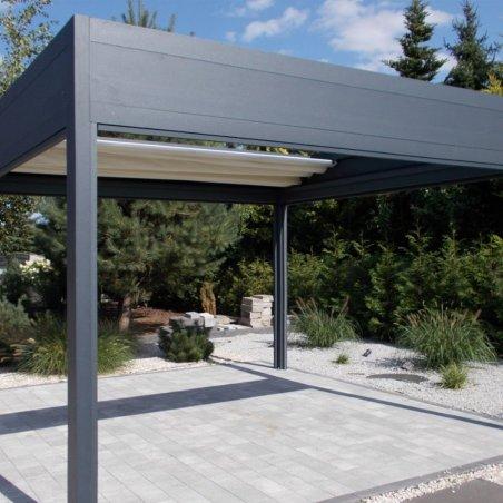 Venez acheter votre pergola toit retractable directe d'usine