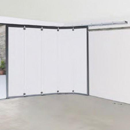 Investissez dans la porte de garage à enroulement latéral à prix discount