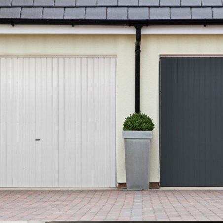 Achetez votre porte de garage basculante à prix discount à vos mesures