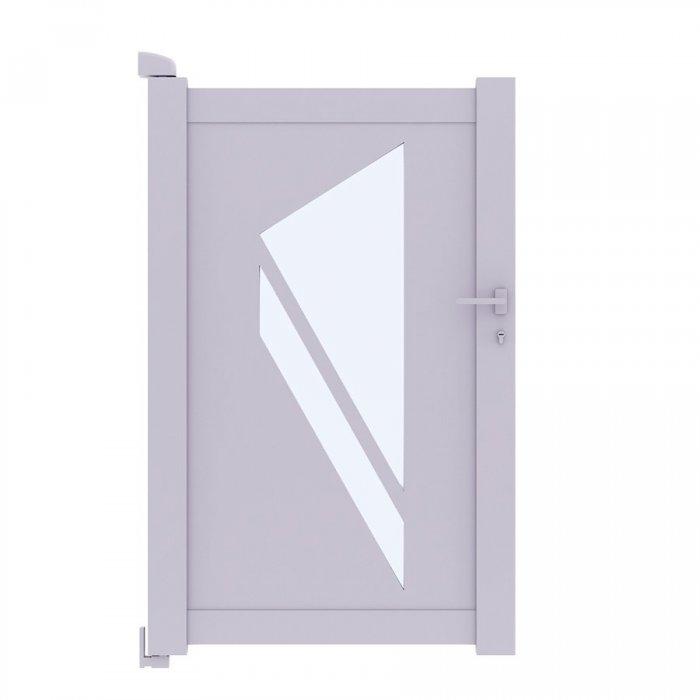 Vous avez enfin trouver chez nous votre portillon aluminium PRIBI à prix discount