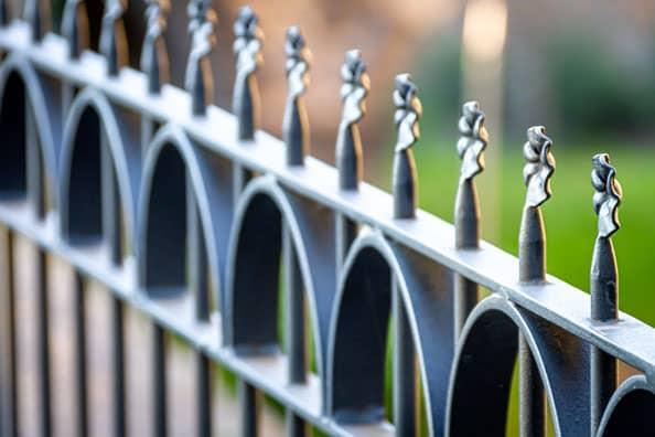 Découvrez les clôtures métalliques