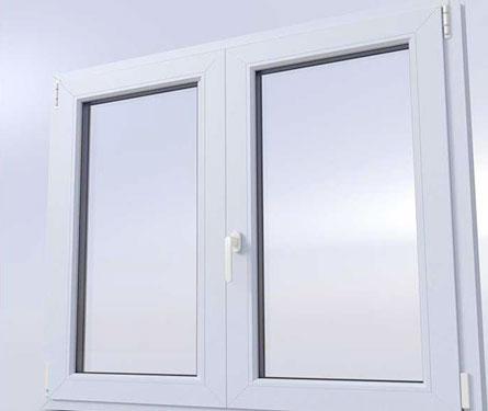 La fenêtre pvc 2 vantaux pas chère !