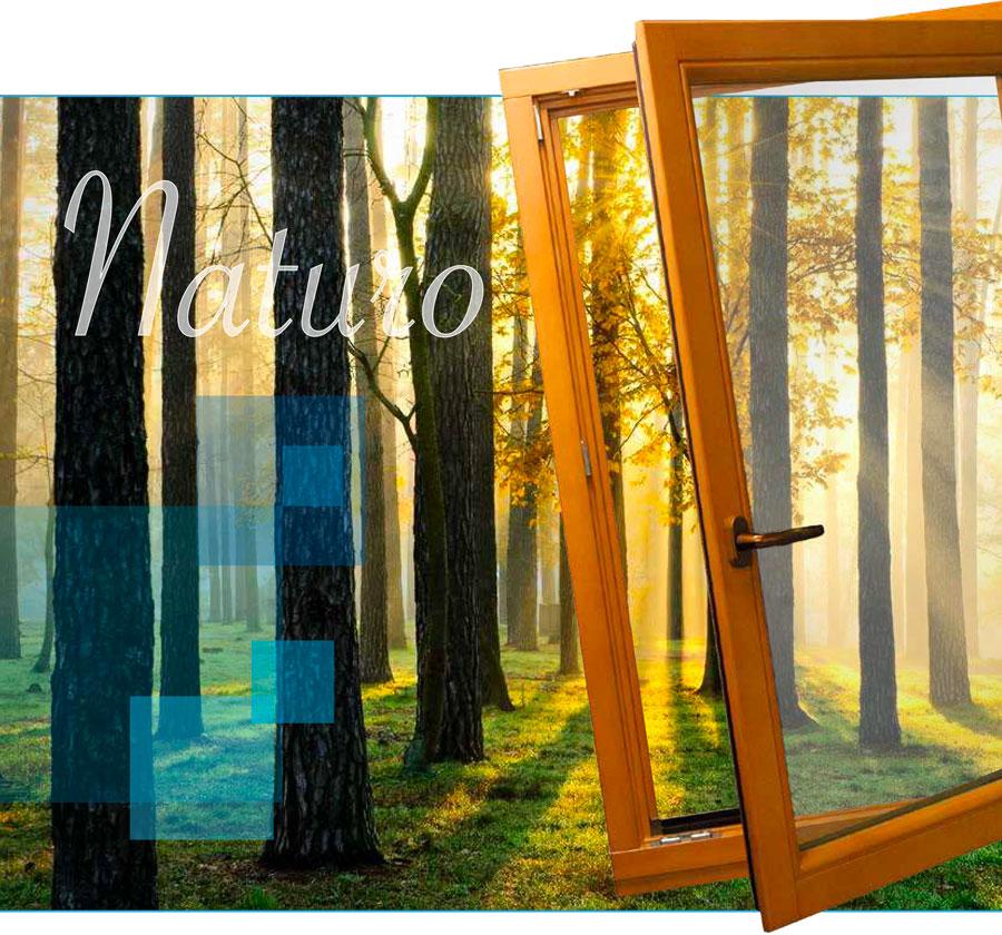Fenêtre en bois à prix discount & directement d'usine