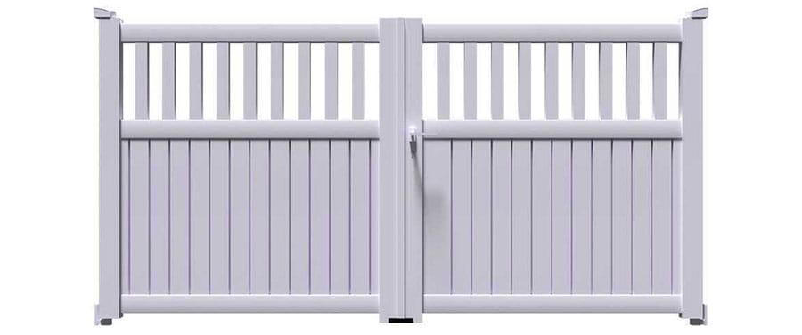 Venez choisir et acheter votre nouveau portail deux vantaux eu meilleur prix ! ?