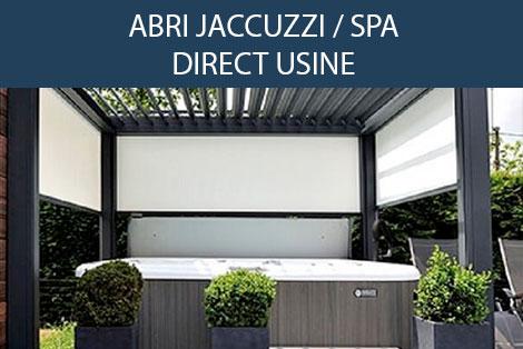 ABRI JACCUZZI / SPA DIRECT USINE
