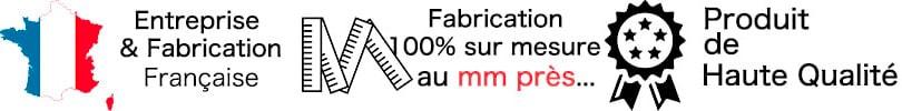 Fabrication pergola à prix discount, entreprise française, produit made in france