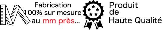 Fabrication au mm près, pergolas, stores et produits haut de gamme à prix discount