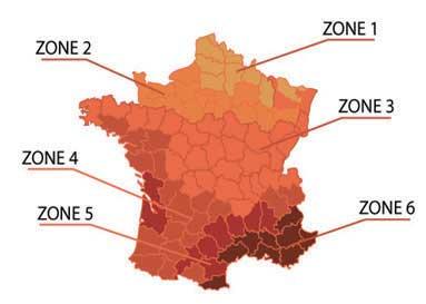 Rentabilité pergola solaire selon les régions